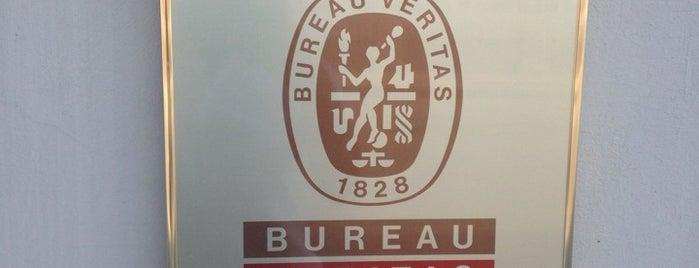 Bureau Veritas is one of Lieux qui ont plu à R.