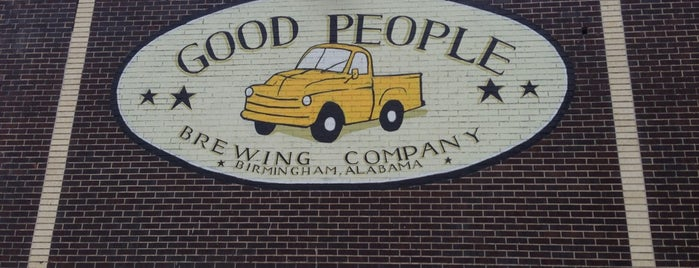 Good People Brewing Company is one of Breweries USA.