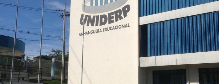Uniderp - Universidade para o Desenvolvimento do Estado e da Região do Pantanal is one of สถานที่ที่ Greicy ถูกใจ.
