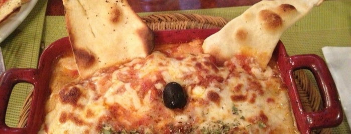 pizza L'Etna is one of Brujas.