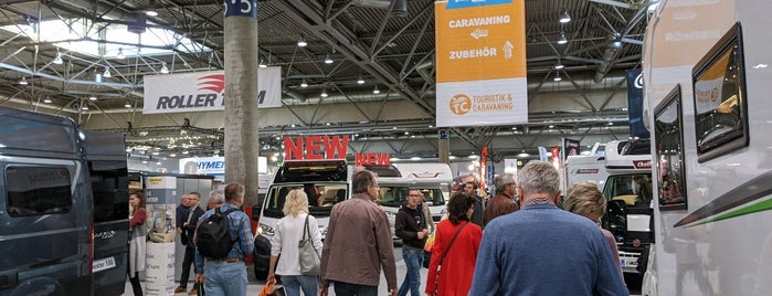 Halle 5 is one of Buchmesse Leipzig / wo die tollen Leute sind.