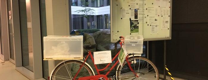 Givebox / Bücherschrank