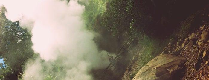 Kawah Kamojang is one of Guide to Garut best spot.