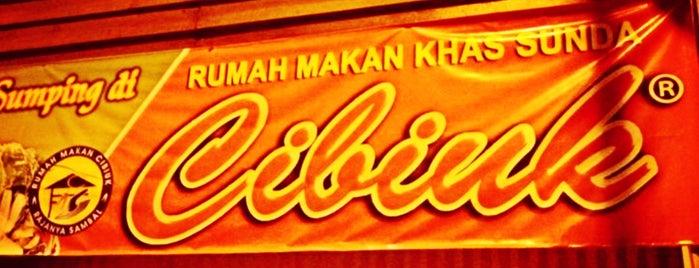 RM Khas Sunda Cibiuk is one of Guide to Garut best spot.