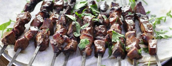 Ciğeristan is one of Akşam Yemeği.