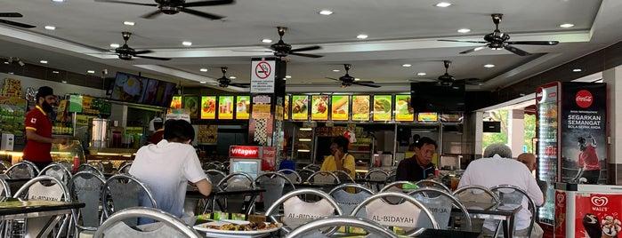 Restoran Al-Bidayah is one of Tempat yang Disukai Rahmat.