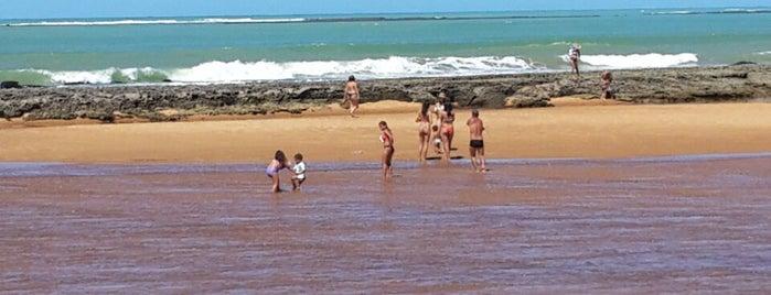 Praia de Tabuba is one of Nordeste de Brasil - 2.