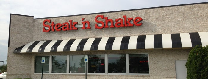 Steak 'n Shake is one of Been To.