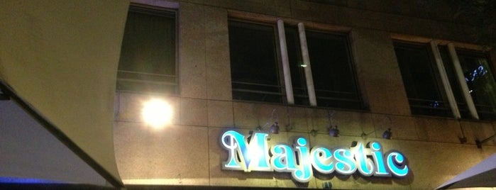 Majestic is one of Lugares guardados de Atakan.