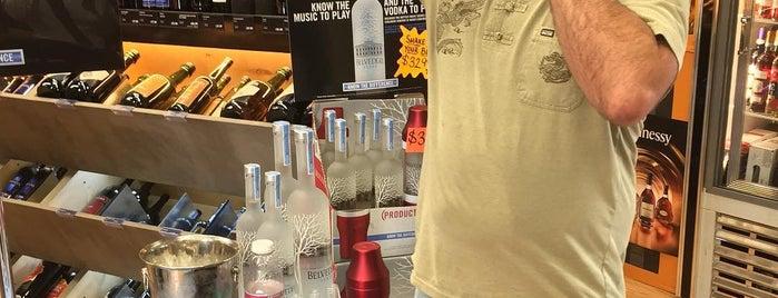Pike's Wine & Liquor is one of Bars (2).