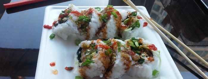 Dharma Sushi & Thai is one of Boise.