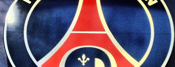 Boutique Officielle du Paris Saint-Germain (PSG) is one of Lugares guardados de Andreas.