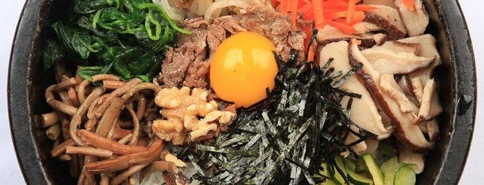 Kaju Soft Tofu Restaurant is one of Lugares favoritos de Mark.