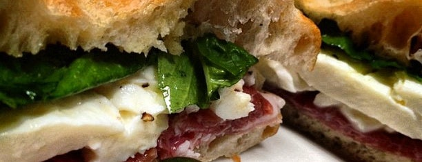 Pane Bianco is one of Midtown Madness.