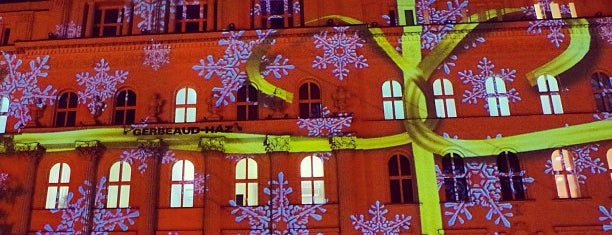 Karácsonyi Vásár | Christmas Fair is one of Locais curtidos por Fedor.