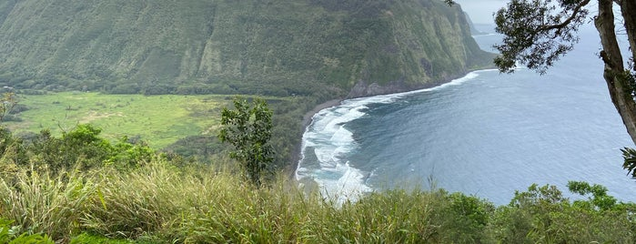 Waipio Lookout is one of Kona.