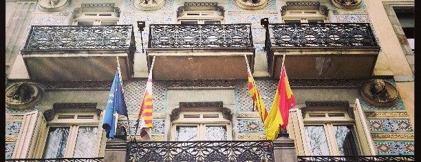 Hotel Ramblas Barcelona is one of Rustam Bagadik'in Beğendiği Mekanlar.