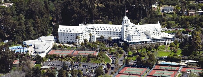 The Claremont Hotel Club & Spa is one of East Bay.