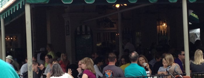 Café du Monde is one of Where to Eat & Drink in NOLA.