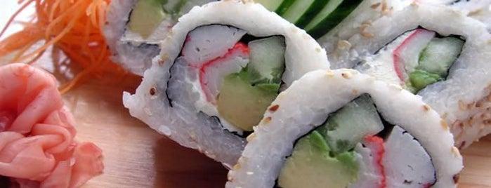 Shirushi is one of Comida.