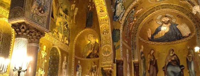 Cappella Palatina is one of Grand Tour de Sicilia.