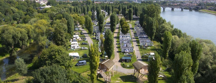 Camping Sandaya International de Maisons-Laffitte is one of Paris Trip 2017.