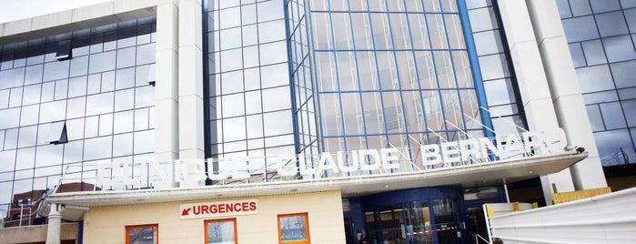 Clinique Claude Bernard is one of Guide des Maternités.