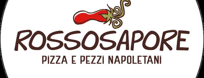 Rossosapore is one of Locais curtidos por Alina.