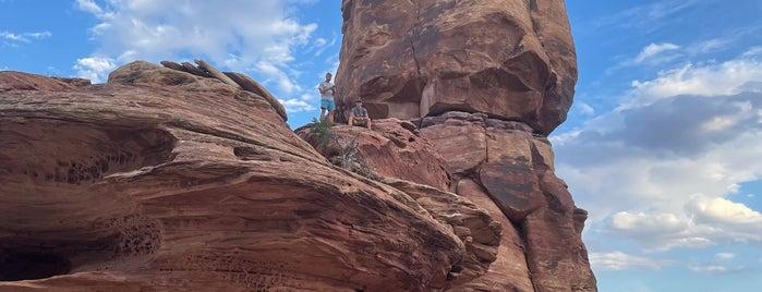 Needles Overlook is one of U.S. trip.