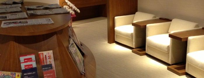 Business Lounge Momiji is one of Matsunosuke : понравившиеся места.