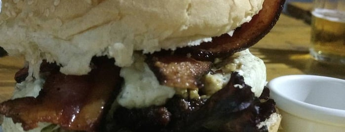 Bacon Paradise is one of Best Burger Quest - BH.