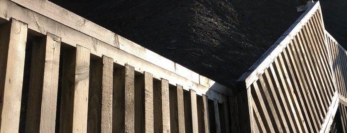 Escalier Du Parc Des Chutes is one of Lugares favoritos de Barry.
