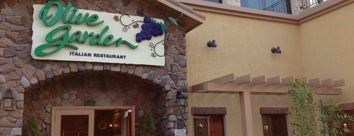 Olive Garden - Arabella is one of Kuwait.