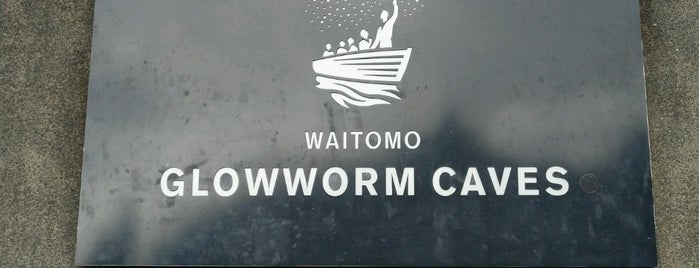 Waitomo caves is one of Hamilton.