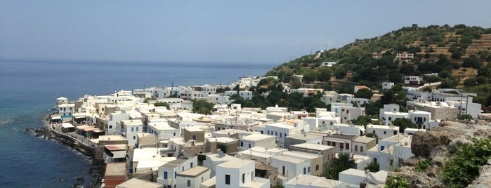 Nisyros is one of Summer destinations in Greece.