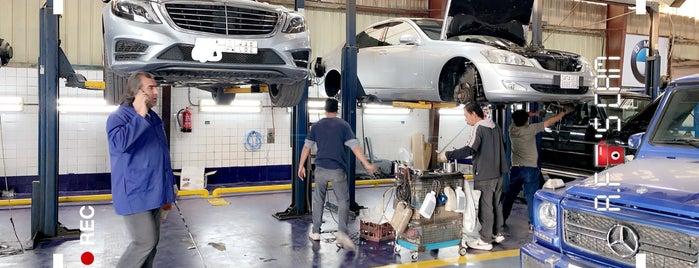Al Eidi Cars Service is one of Lieux qui ont plu à Faris.