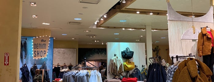 Anthropologie is one of Denver, CO.