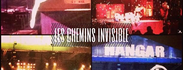 Les Chemins Invisibles - Chapitre 4 - La Frontière de pixels is one of สถานที่ที่ Ghislain ถูกใจ.