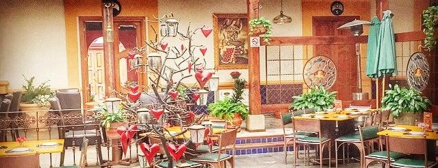 Hotel Casa de los Arcangeles is one of México.