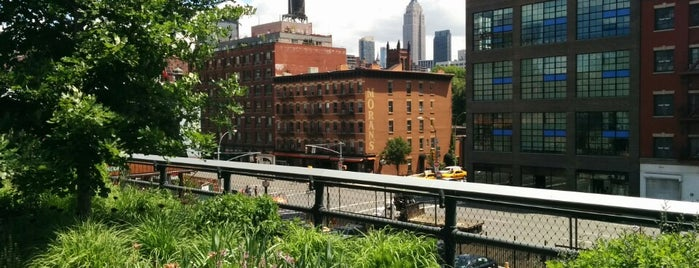 High Line is one of New York City.