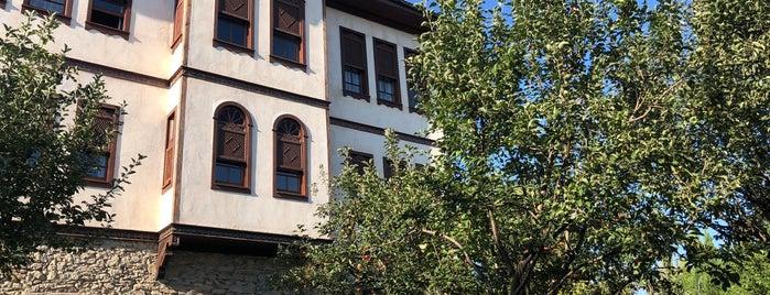 Paçacıoğlu Bağ Evi is one of ANKAGURME 님이 좋아한 장소.