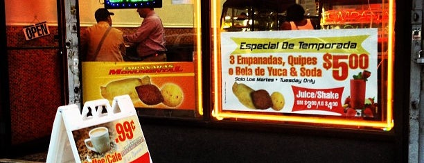 Empanadas Monumental is one of cool eats.