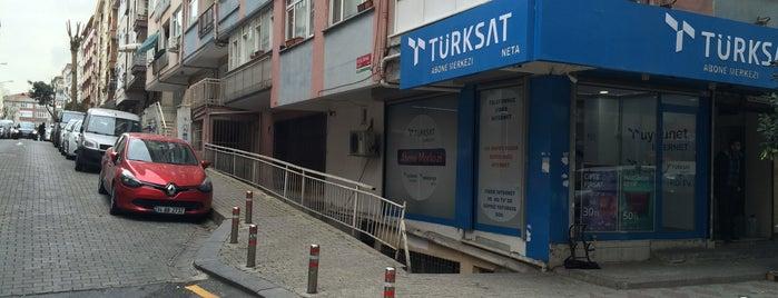TÜRKSAT HAZNEDAR GÜNGÖREN is one of Güngören.