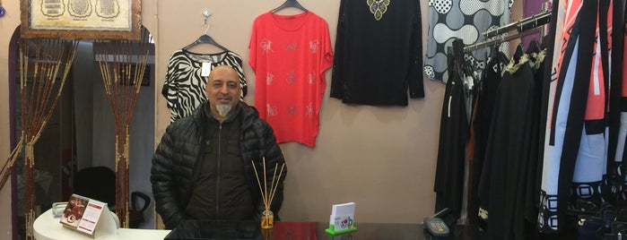 Şımarık butik is one of Güngören.