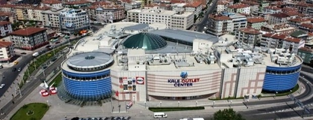 Kale Outlet Center is one of Sevgililer Günü 2019 Mutluluklar Getire.