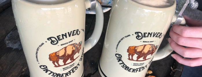 Denver Oktoberfest is one of 102 places in colorado.