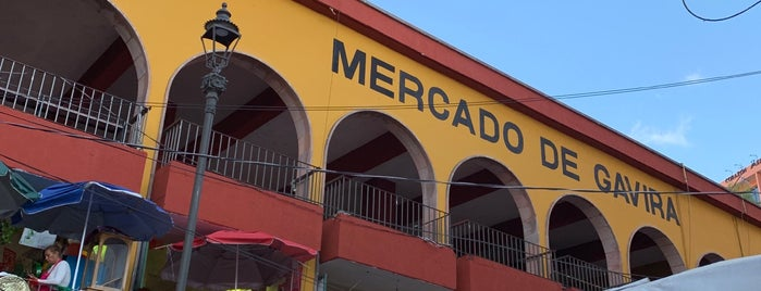 Mercado de Gavira is one of Mauさんのお気に入りスポット.