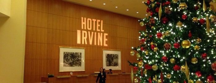 Hotel Irvine is one of Zachary 님이 좋아한 장소.
