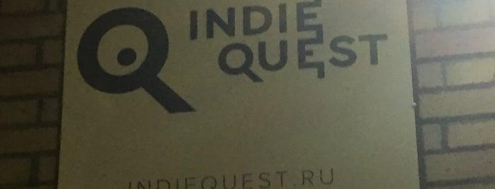 indiequest is one of Posti che sono piaciuti a Катя.