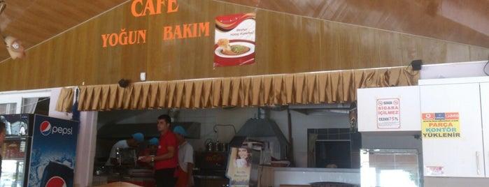 Yoğun Bakım Cafe is one of Orte, die Yunus gefallen.